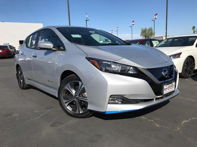 2019 Nissan LEAF SV PLUS Cathedral City CA