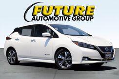 2019_Nissan_LEAF_SV_ Roseville CA