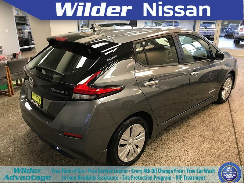 2019 Nissan Leaf 4d Hatchback S Port Angeles WA