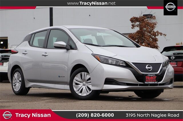 2019 Nissan Leaf S Tracy CA