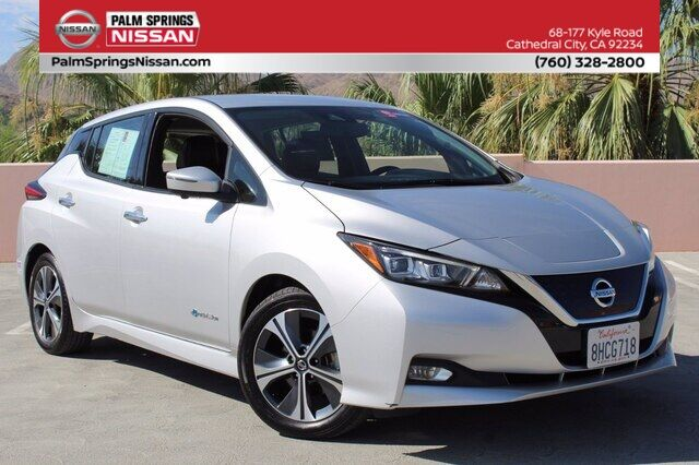 2019 Nissan Leaf SL Cathedral City CA