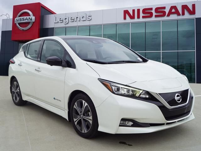 2019 Nissan Leaf SL Kansas City KS
