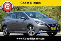 2019 Nissan Leaf SL Plus Seaside CA