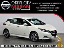 2019_Nissan_Leaf_SL Plus_ Topeka KS