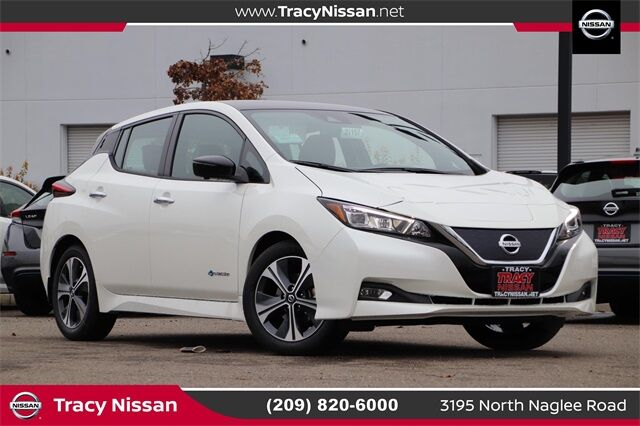 2019 Nissan Leaf SL Tracy CA