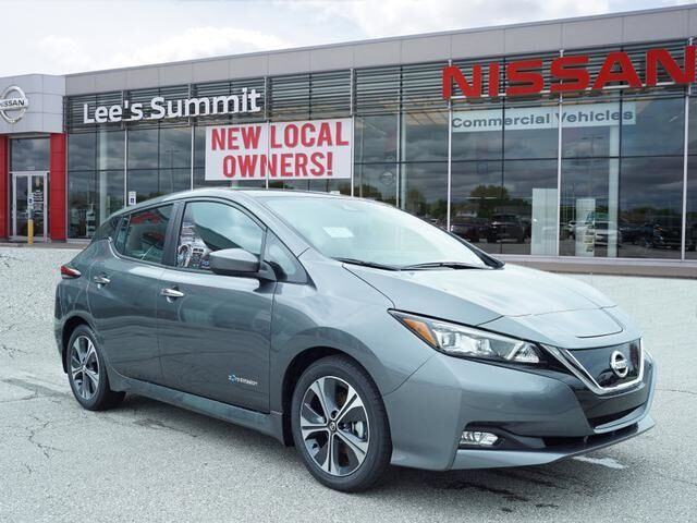 2019 Nissan Leaf SV Lee's Summit MO