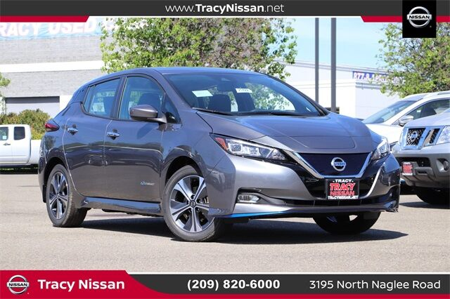 2019 Nissan Leaf SV Plus Tracy CA