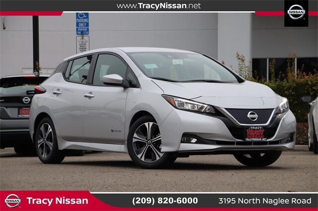 2019 Nissan Leaf SV Tracy CA