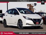 2019 Nissan Leaf SV Tracy CA