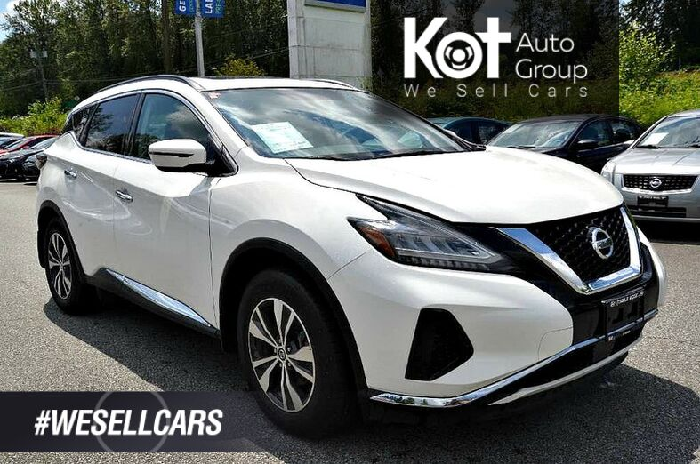 2019 Nissan MURANO SV! SUNROOF! NAV! BACKUP CAM! GREAT FAMILY VEHICLE! LOTS OF SPAC Kelowna BC