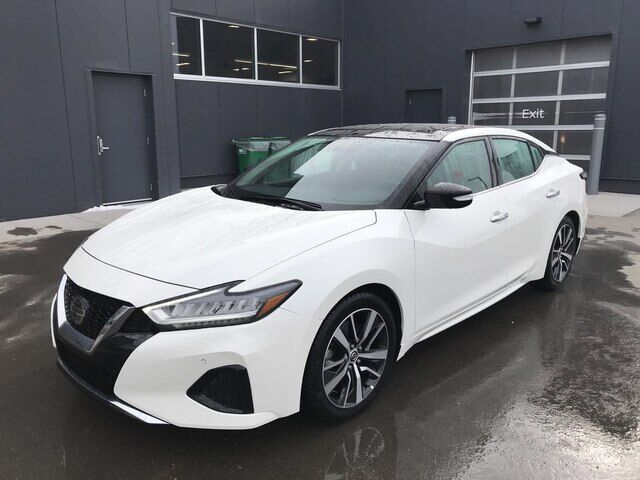 2019 Nissan Maxima 3.5 SL | V6 | LEATHER | SUNROOF | *GREAT DEAL* Calgary AB