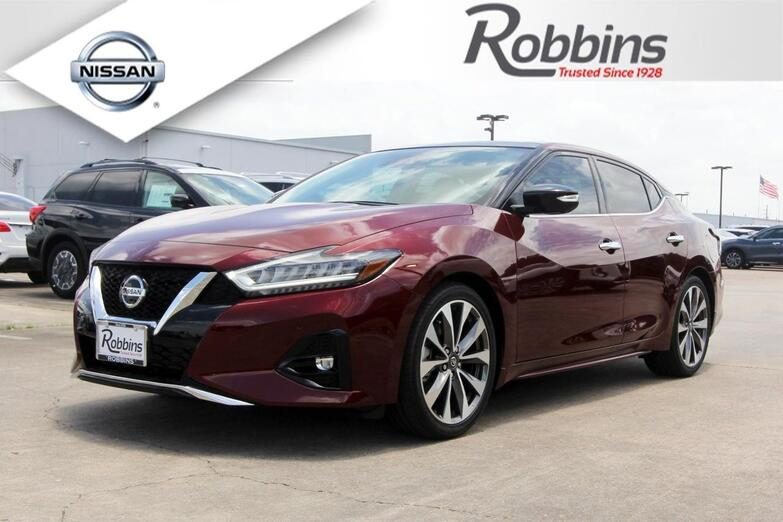 2019 Nissan Maxima Platinum Houston TX