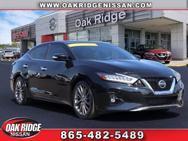 2019 Nissan Maxima Platinum Oak Ridge TN