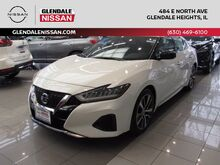 2019_Nissan_Maxima_S_ Glendale Heights IL