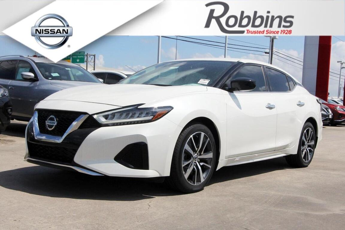 2019 Nissan Maxima S Houston TX