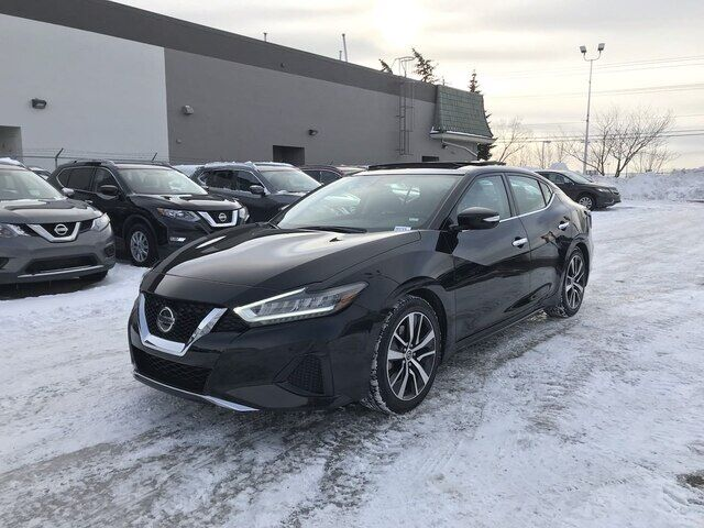 2019 Nissan Maxima SL | LEATHER | NAV | FULLY LOADED Calgary AB