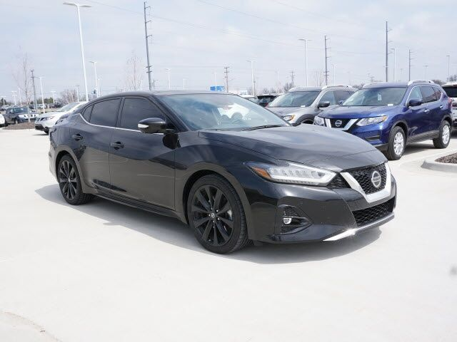2019 Nissan Maxima SR Kansas City KS