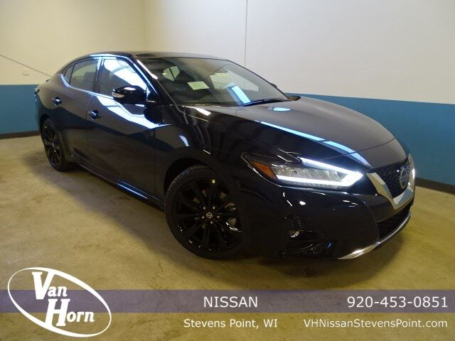 2019 Nissan Maxima SR Plymouth WI