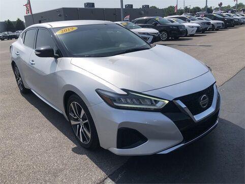 2019_Nissan_Maxima_SV 3.5L_ Evansville IN