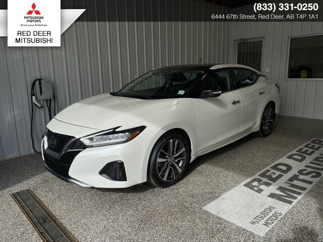 2019 Nissan Maxima SV Red Deer County AB