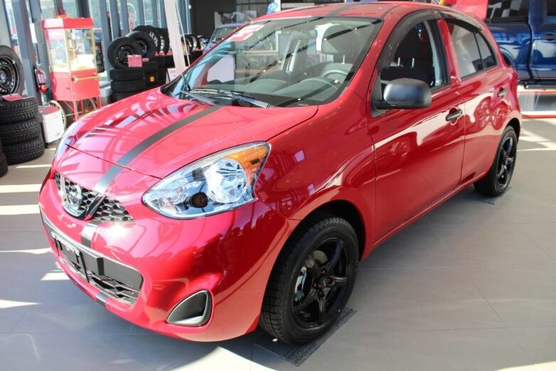 2019 Nissan Micra S, AIR, TINTED WINDOWS, MICRA CUP EDITION LIMITED PRODUCTION Penticton BC