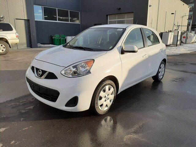 2019 Nissan Micra SV | AUTOMATIC | HTD SEATS | *GREAT DEAL* Calgary AB