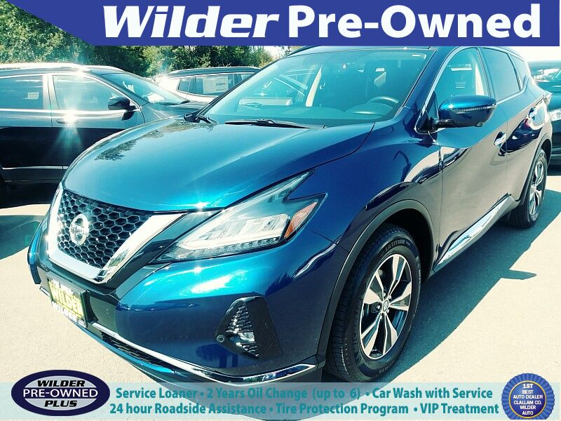 2019 Nissan Murano 4d SUV AWD SV Port Angeles WA