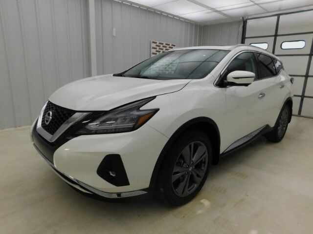 2019 Nissan Murano AWD Platinum Manhattan KS