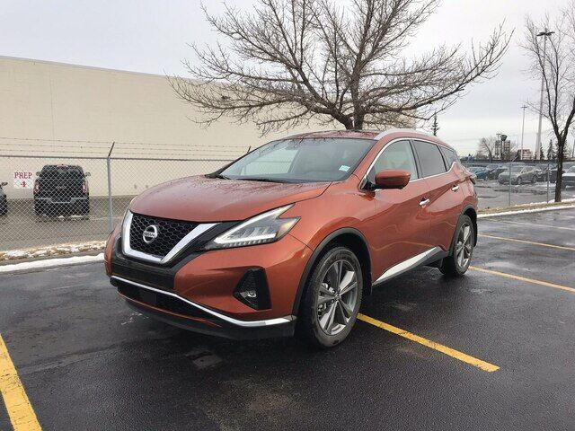 2019 Nissan Murano PLATINUM-AWD-SUNROOF-LEATHER-HTD SEATS Calgary AB