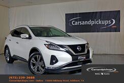 2019_Nissan_Murano_Platinum_ Dallas TX