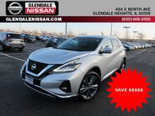 2019_Nissan_Murano_Platinum_ Glendale Heights IL
