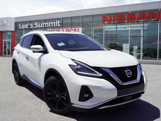 2019 Nissan Murano Platinum Kansas City MO