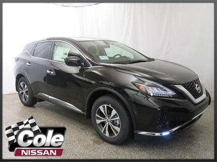 2019_Nissan_Murano_S_ Southwest MI