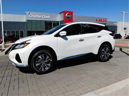 2019_Nissan_Murano_S_ El Paso TX