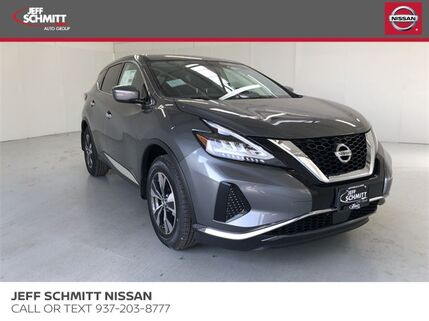 2019_Nissan_Murano_S_ Dayton area OH