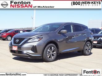 2019_Nissan_Murano_S_ McAlester OK