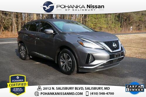 2019_Nissan_Murano_S Pohanka Certified_ Salisbury MD