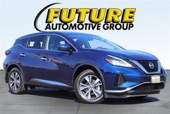 2019_Nissan_Murano_S_ Roseville CA