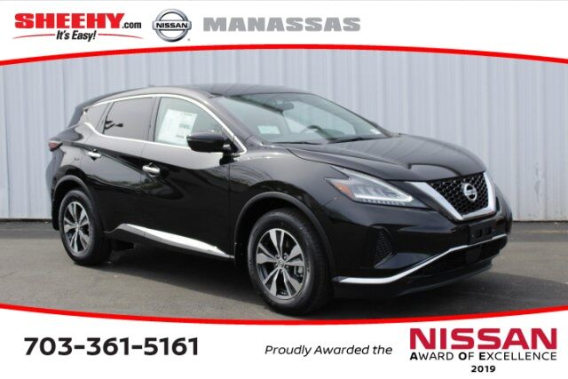 2019 Nissan Murano S 4D Sport Utility