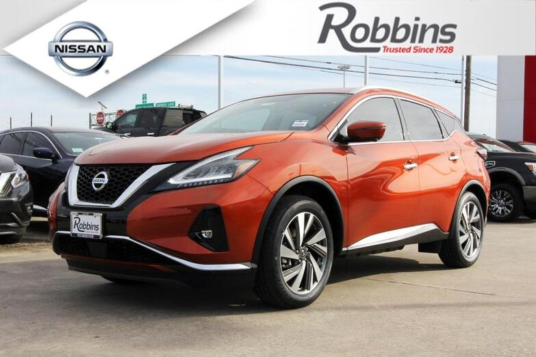 2019 Nissan Murano SL Houston TX
