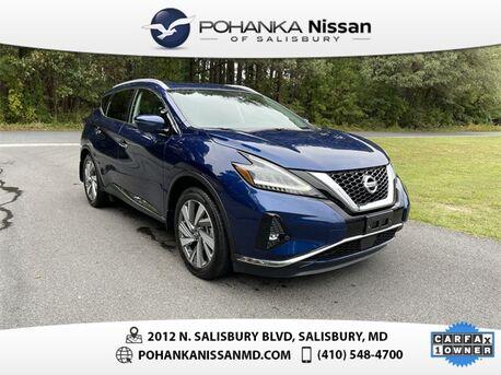 2019_Nissan_Murano_SL Nissan Certified Pre-Owned_ Salisbury MD