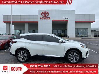 2019_Nissan_Murano_SL_ Richmond KY