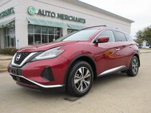 2019_Nissan_Murano_SV, *** MSRP $36,970 *** Back-Up Camera, Blind Spot Monitor, Bluetooth Connection_ Plano TX