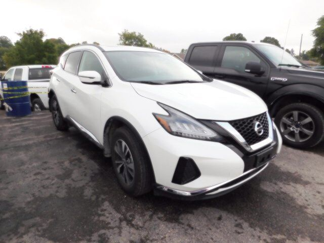 2019 Nissan Murano SV AWD SUNROOF Listowel ON