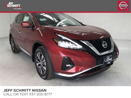 2019_Nissan_Murano_SV_ Beavercreek OH