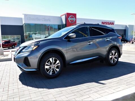 2019_Nissan_Murano_SV_ El Paso TX