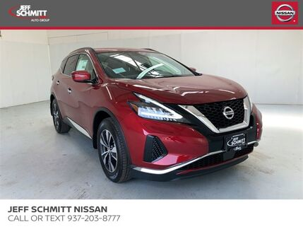 2019_Nissan_Murano_SV_ Dayton area OH