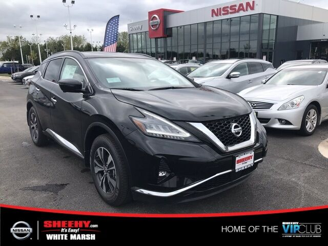 2019 Nissan Murano SV White Marsh MD
