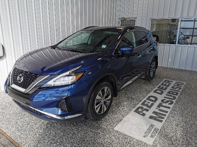 2019 Nissan Murano SV Red Deer County AB