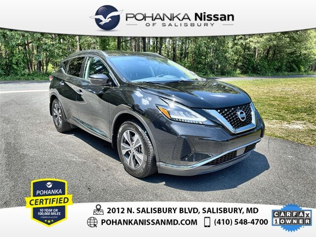 2019 Nissan Murano SV Salisbury MD